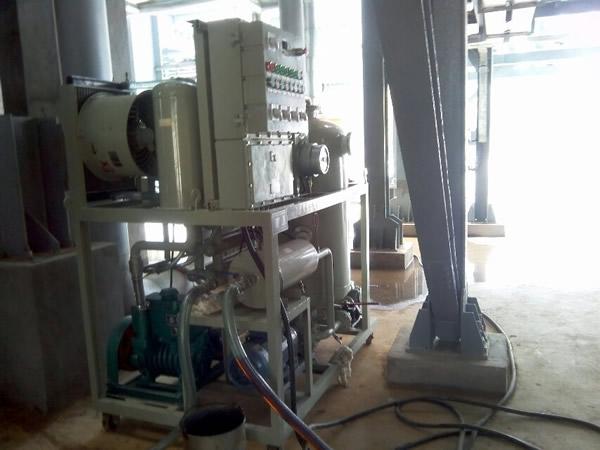 DYJ-100滤油机