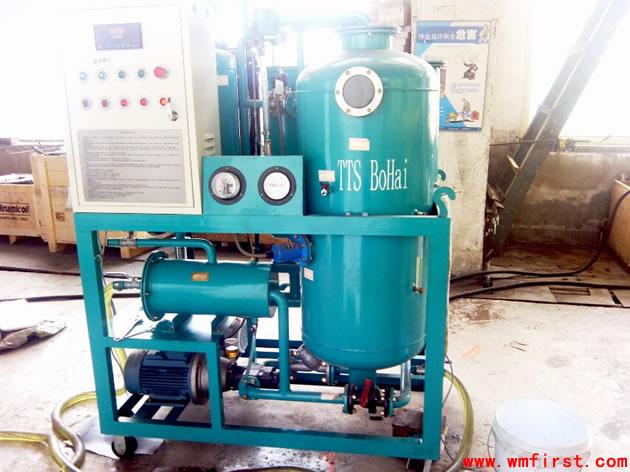 DYJ-50滤油机正面