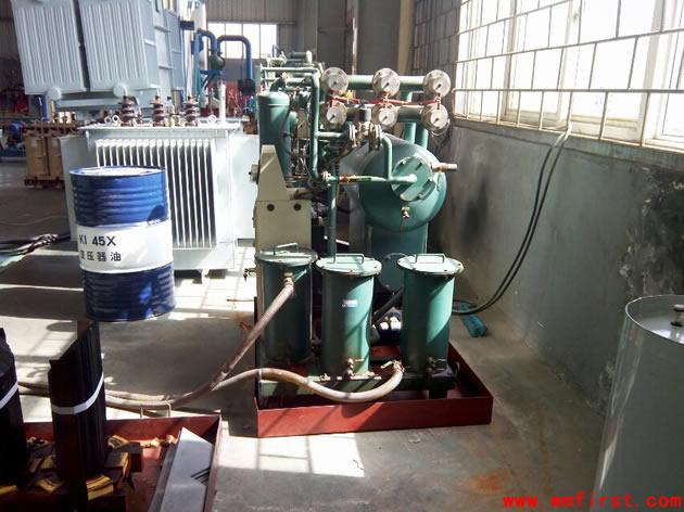 ZL-30滤油机侧面
