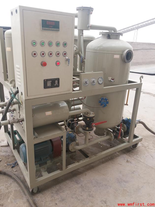 DYJ-100滤油机正面