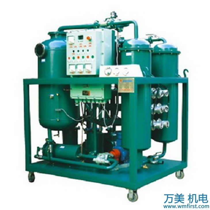 汽轮机油、透平油专用滤油机-TL系列图三