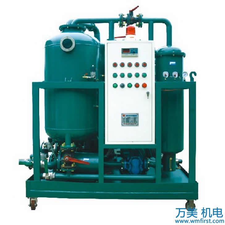 汽轮机油、透平油专用滤油机-TL系列图五