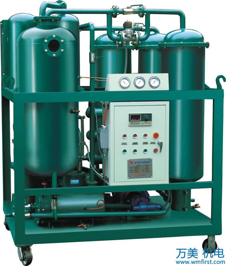 汽轮机油、透平油专用滤油机-TL系列图一